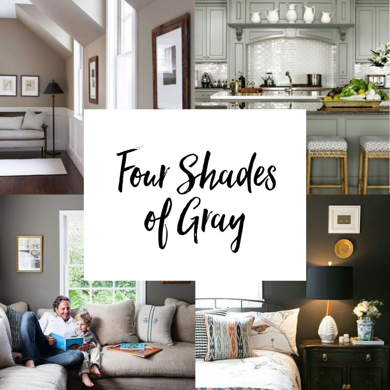 Four Shades of Gray graphic